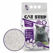 CAT STEP™ Compact White Lavеnder комкующийся