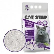 CAT STEP™ Compact White Lavеnder комкующийся