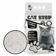 CAT STEP™ Compact White Carbon комкующийся