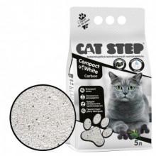 CAT STEP™ Compact White Carbon комкующийся