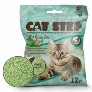 CAT STEP™ Tofu Green Tea 6L растительный комкующийся