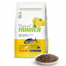 NT Корм сухой для собак мелких и миниатюрных пород с тунцом и рисом