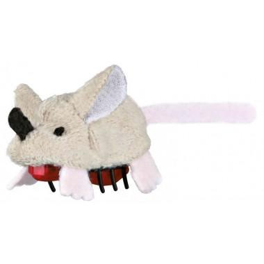 """Игра  """"TRIXIE"""", для кошки """"Бегающая мышь"""", 5,5 см"""