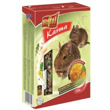 VITAPOL Полнорационный корм для дегу в пакете 450 гр.