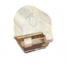 Триол клетка для птиц эмалированная 2100А