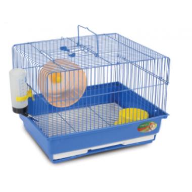 Триол клетка для мелких грызунов YD415 330*230*230мм