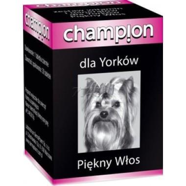 Champion. Витамины для йоркширских терьеров - красивая шерсть 30 таб.